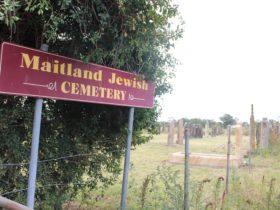 Maitland Jewish Cemetary