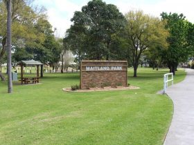 Photo of Maitland Park grounds