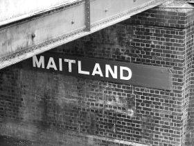 Maitland Train Station