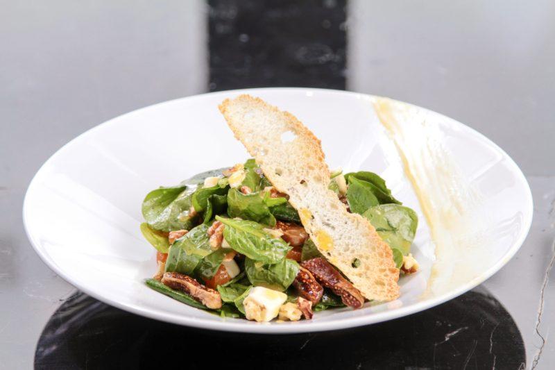Ceasar Salad in a bowl