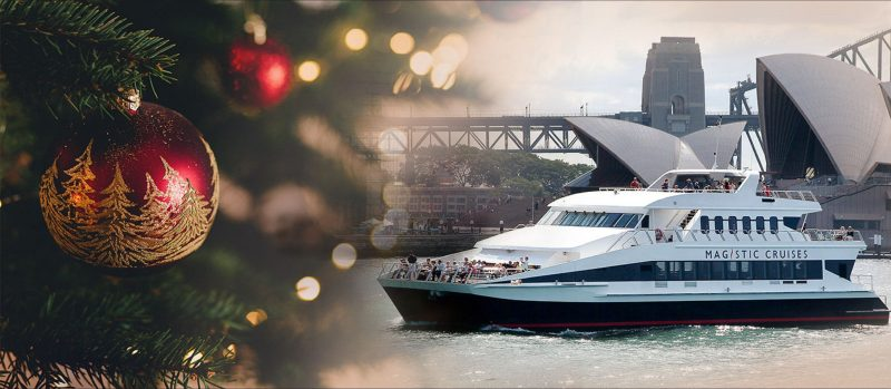 Magistic Christmas Party Cruises