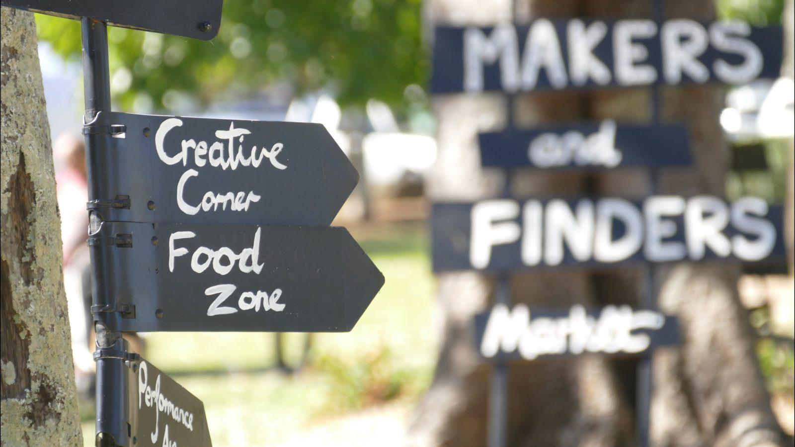 Makers and Finders Market Murwillumbah