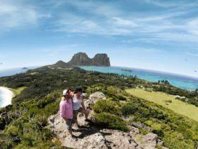 Malabar Hill Lord Howe Island