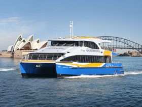 Manly Fast Ferry, Opal Pay, My Fast FFerryerry
