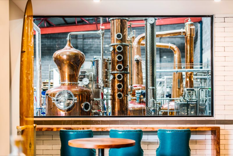 Manly Spirits Co. Distillery and Tasting Bar