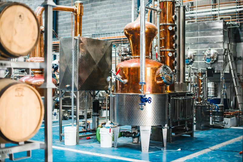 Manly Spirits Co. Distillery Gin Still - Bella