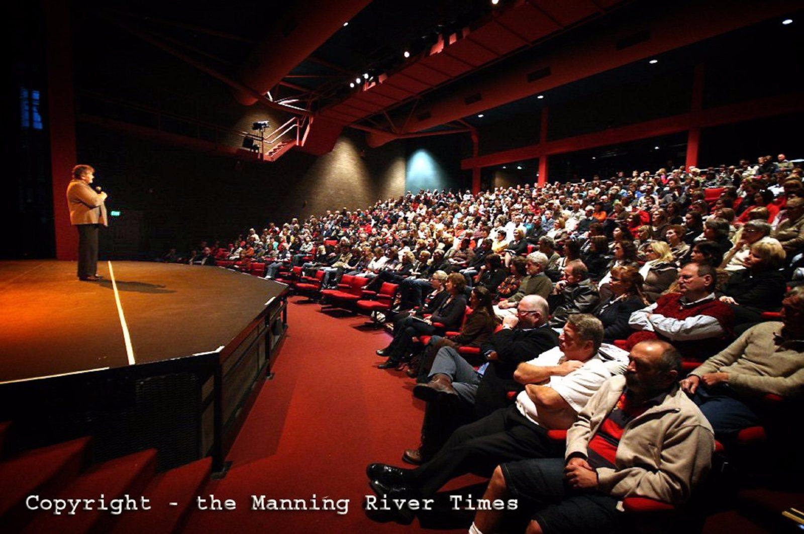 Manning Entertainment Centre