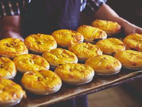 Marketfair Campbelltown Pies from Mekong Bakery