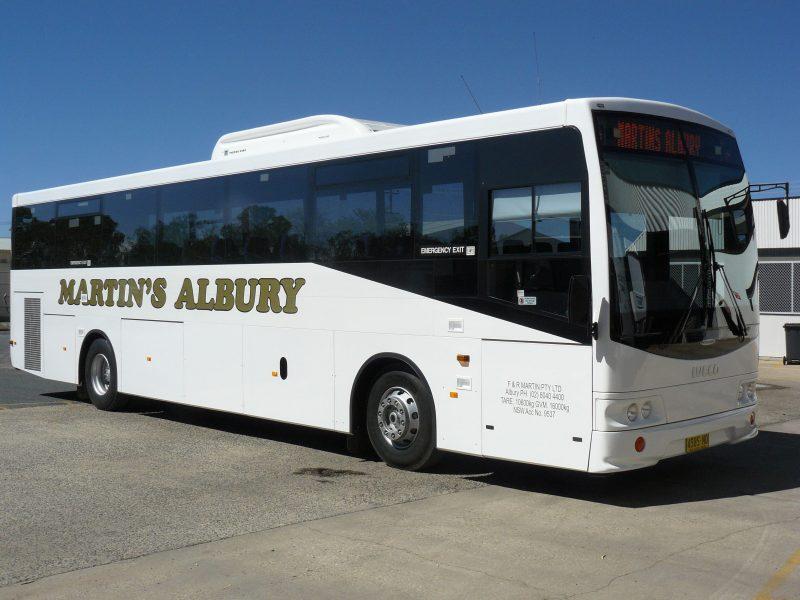Martin's Albury