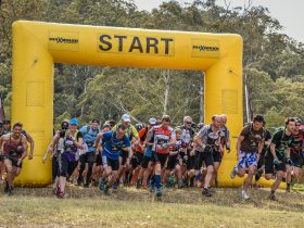 Blue Mountains Adventure Race