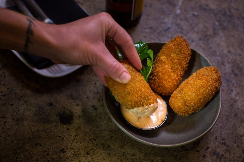 Jalapeno Poppers at Mejico CBD