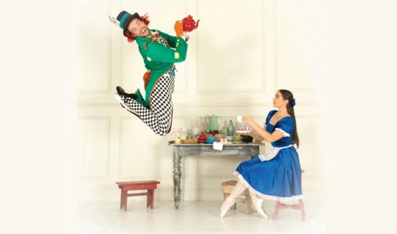 Melbourne City Ballet - Alice in Wonderland