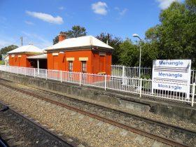 Menangle Railway Station