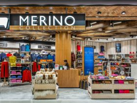 Merino Collection Sydney Airport Merino apparel clothing