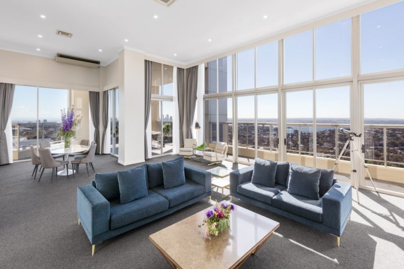 Bondi J - Three Bedroom Harbourside Penthouse