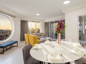Meriton Suites Bondi Junction - Guestroom