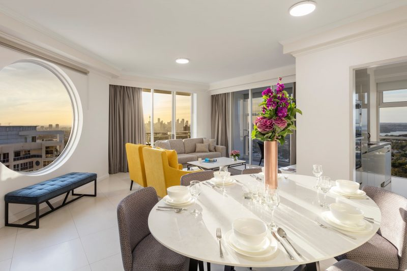 Meriton Suites Bondi Junction - Guestroom
