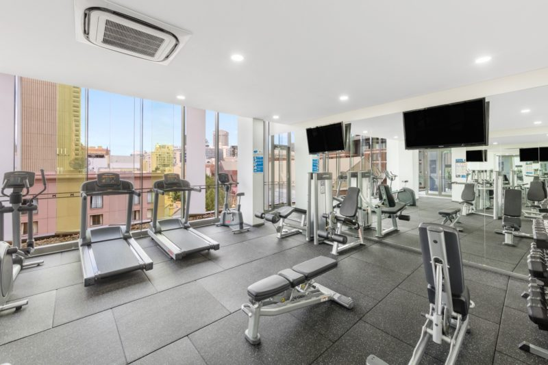 Meriton Suites Campbell Street - Fitness Centre