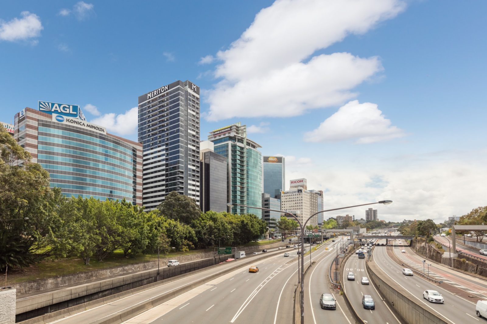 North Sydney - Exterior