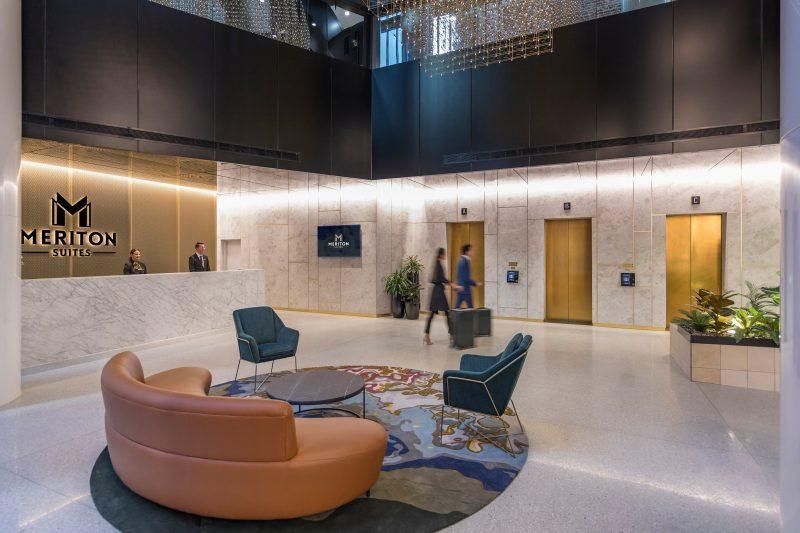 Meriton Suites Sussex Street, Sydney - Lobby
