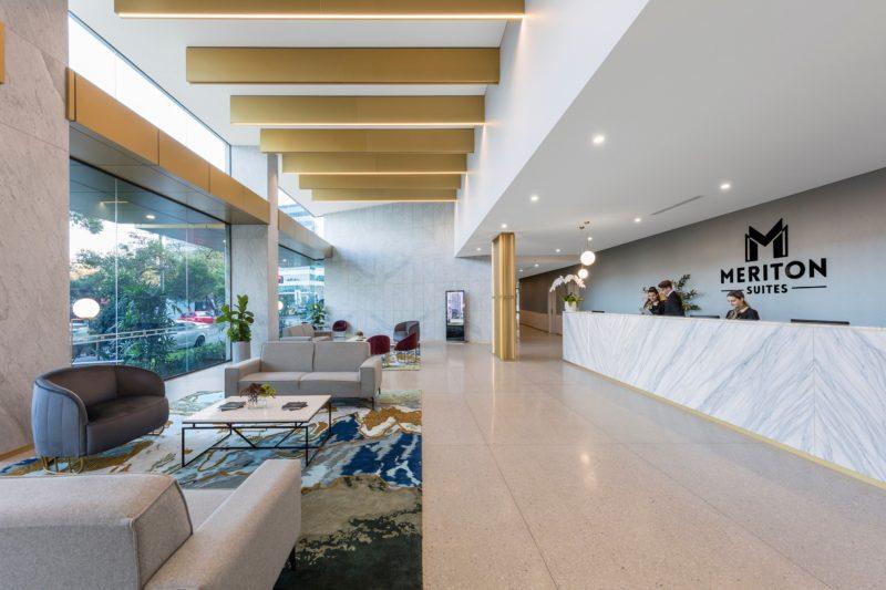 Sydney Airport - Lobby