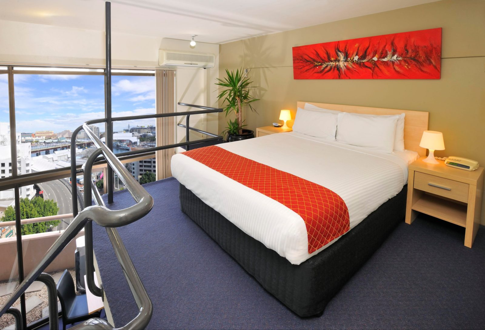Metro Apartments on Darling Harbour - one bedroom apartment