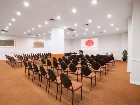 Metro Hotel Marlow Sydney Central conference rooms