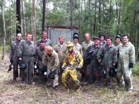 Mid North Coast Paintball