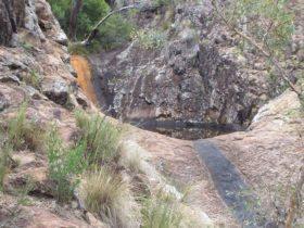 Mill-bullah walking track, Mount Kaputar National Park. Photo: Jessica Stokes