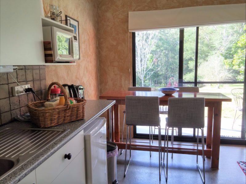 Kitchenette/dining