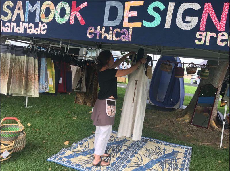 Handmade womens and children's clothing