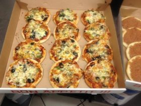 Mina Pizza