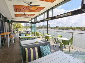 Mint - Rowers On Cooks River