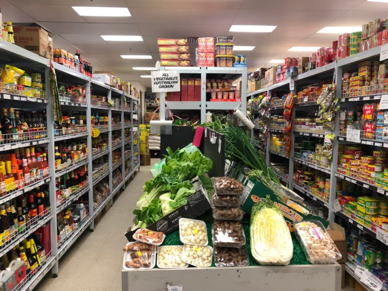 Oriental Grocer at Minto Marketplace
