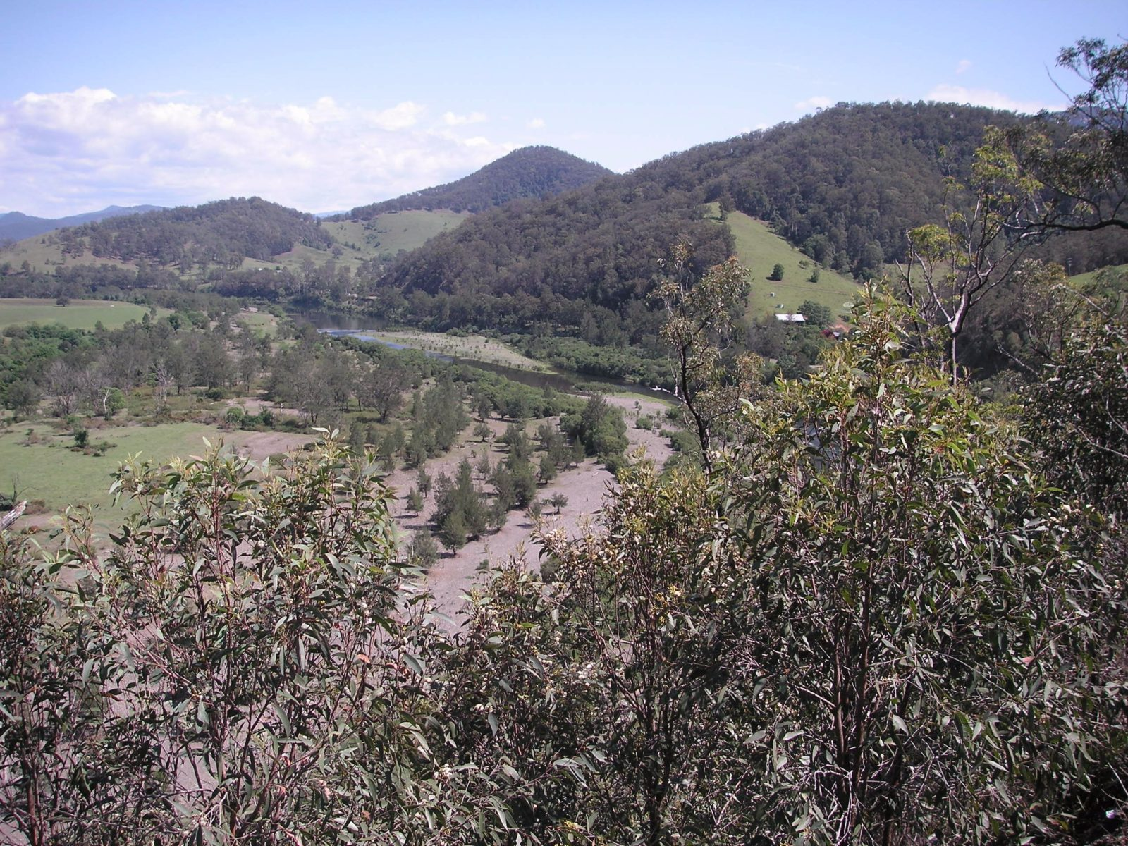 Macleay valley