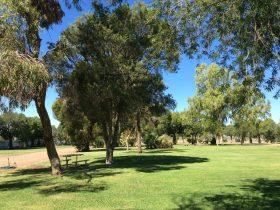 Mitchell Caravan Park