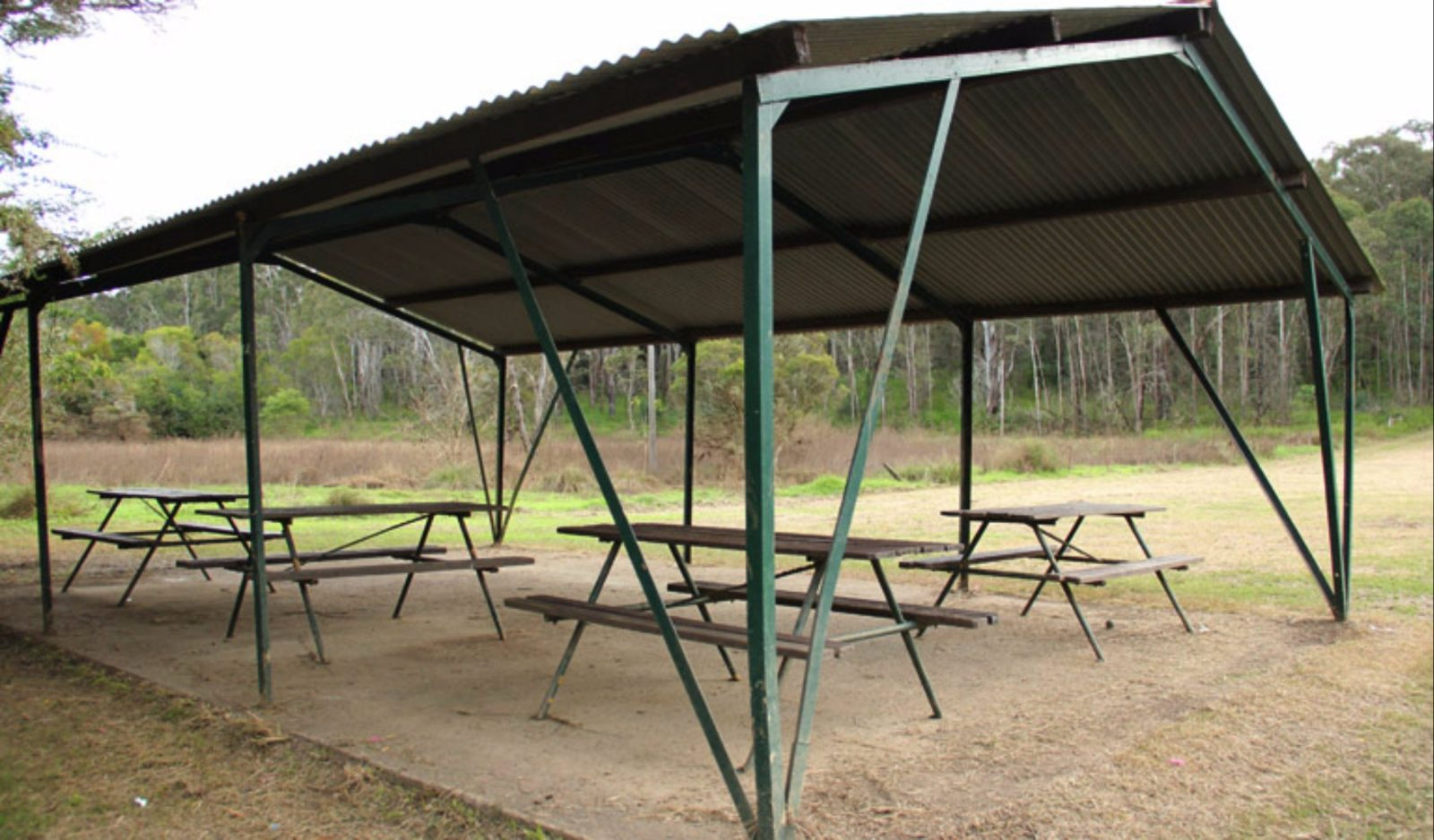 Mitchell Park picnic area
