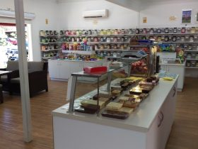 Over 30 fudge flavours made fresh in store