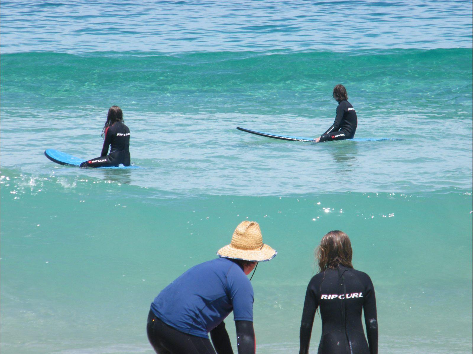 Mollymook Beach Surf School