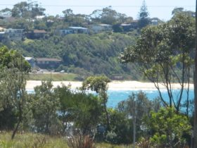 View from Mollymook Beach Unit Seven