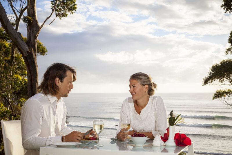 Romantic couples Mollymook Accommodation