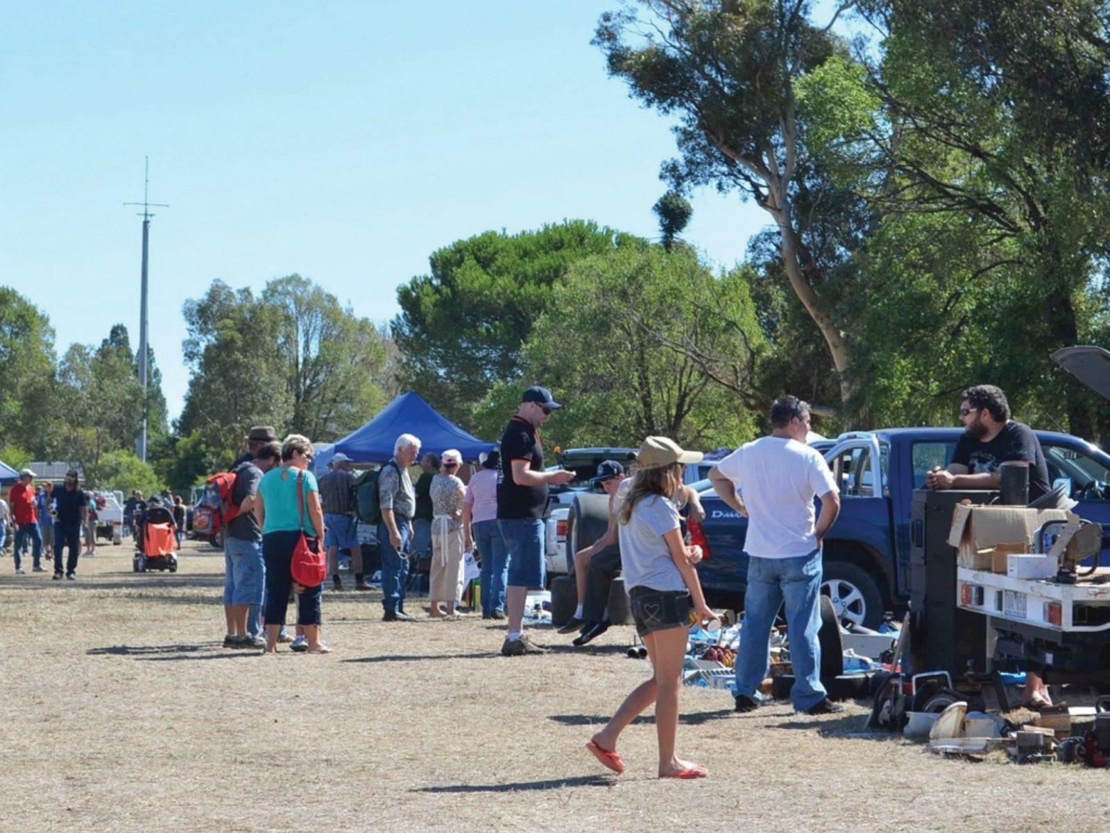 Morgan Country Car Club Swap Meet