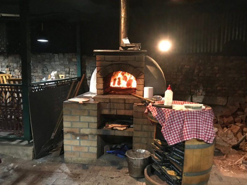 Morpeth Woodfire Pizza & Indian Delicacies