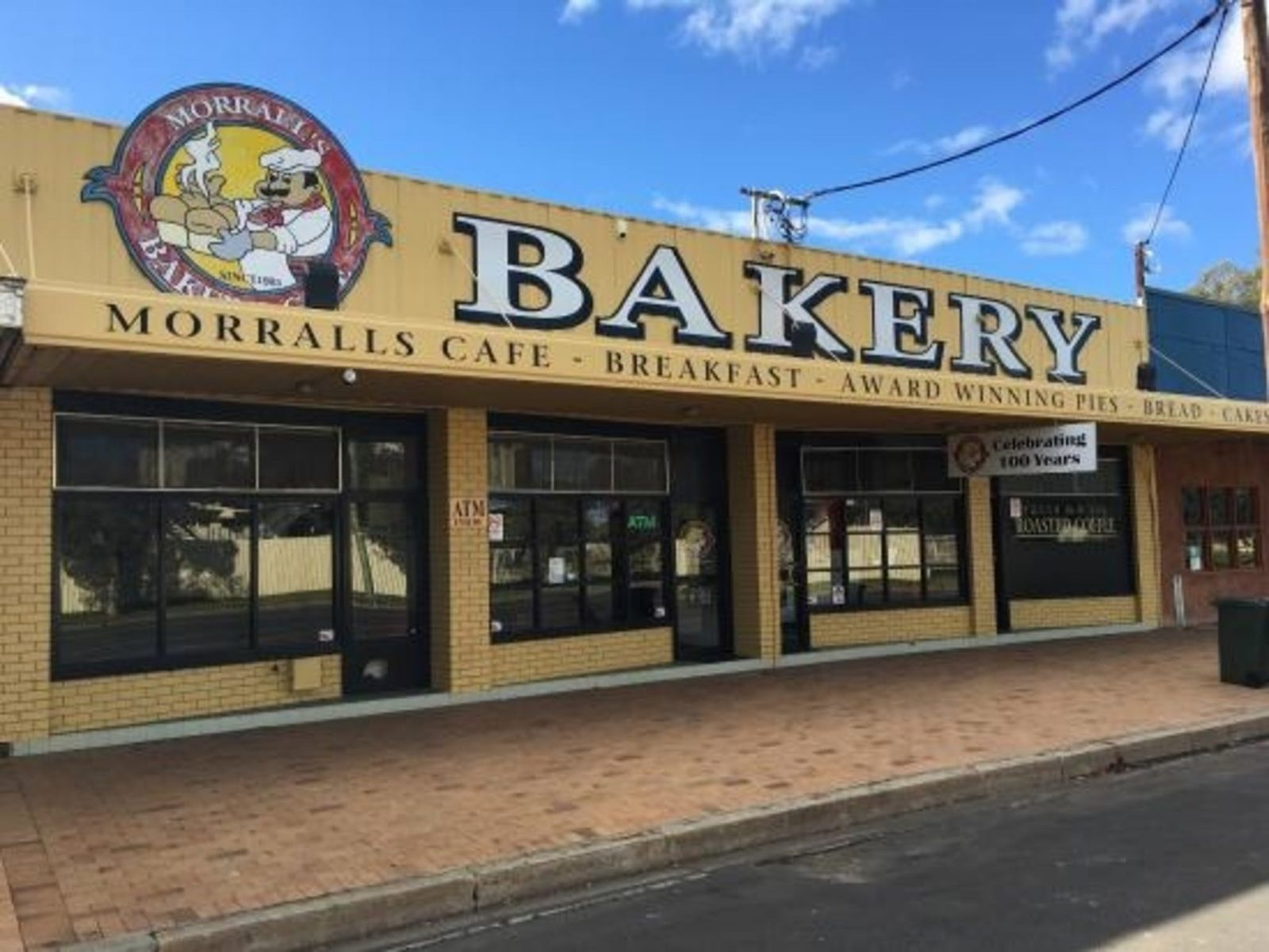 Morrall's Bakery
