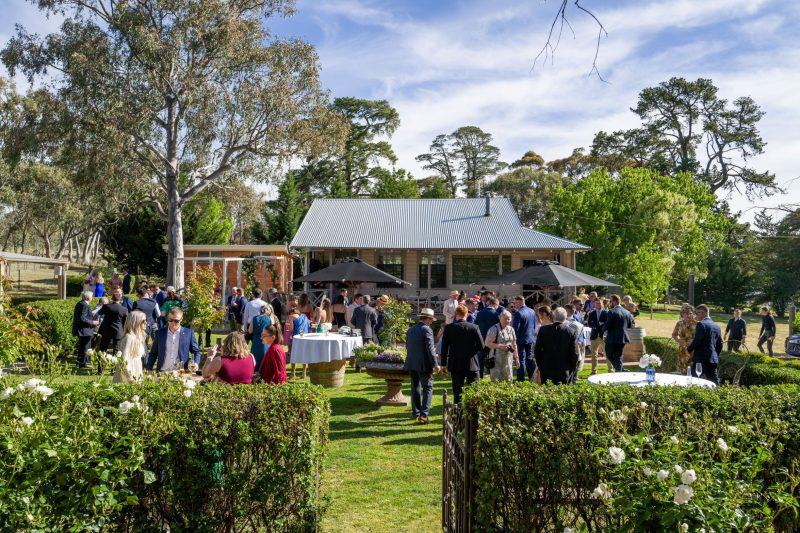 Your experience will begin at the old March Schoolhouse Cellar Door