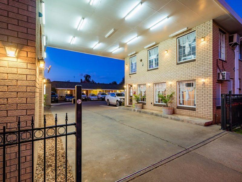 Motel Mandalay - Reception