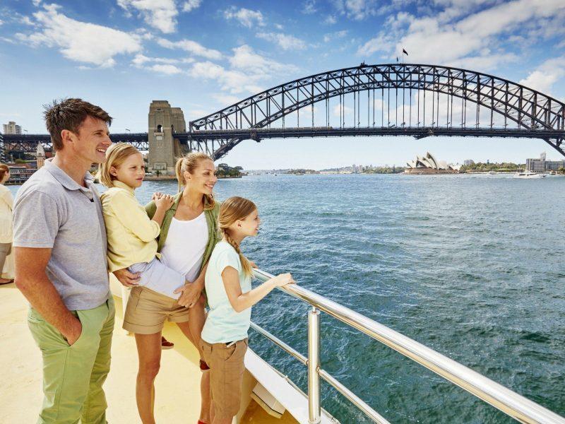 Sydney Harbour Family