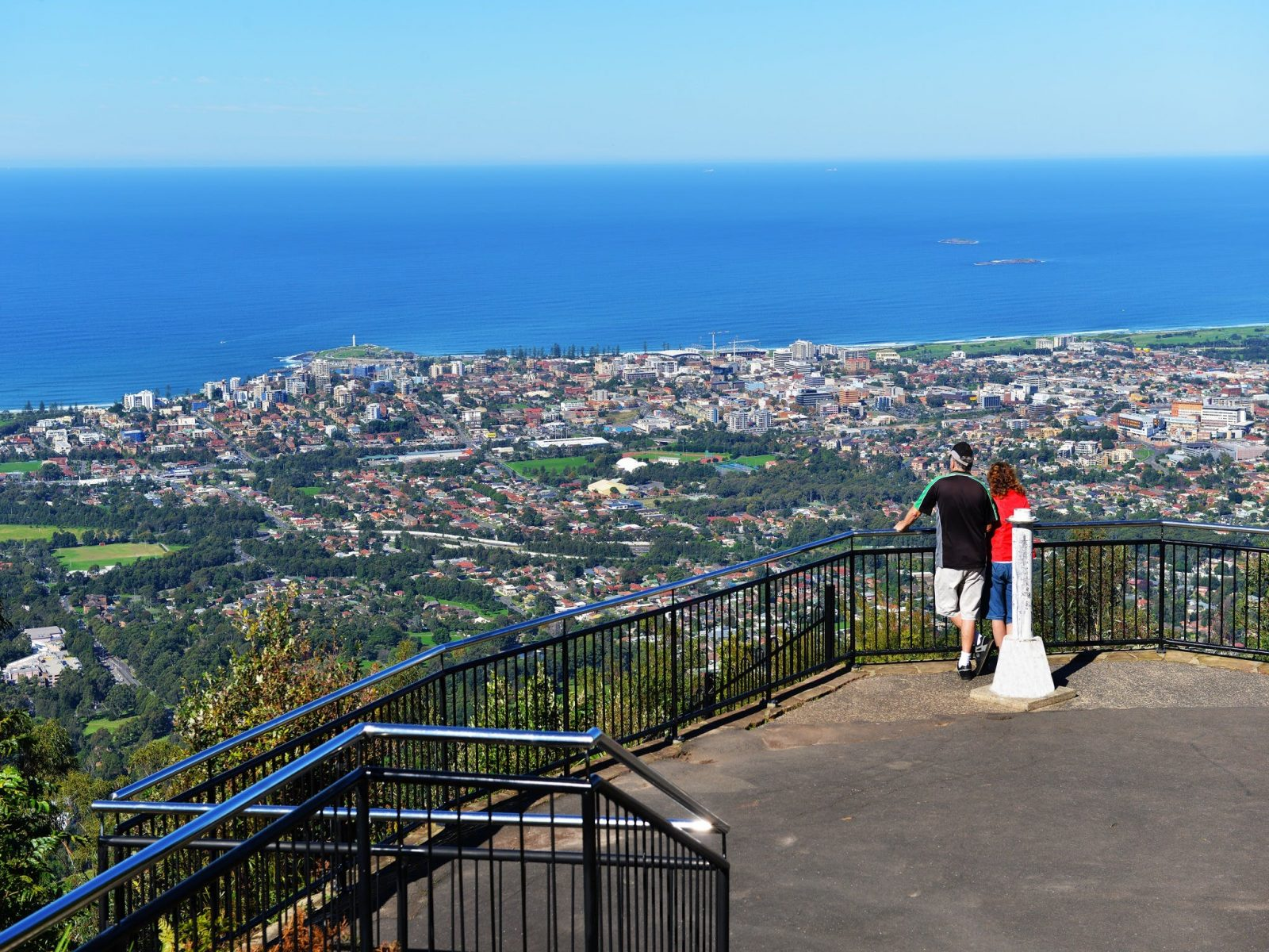 Mount Keira Lookout