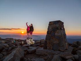 Mount Kosciuszko Summit
