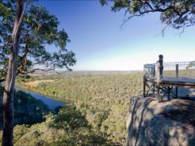 Mount Portal lookout